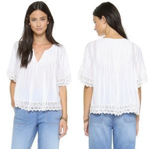 Love Sam Nora Boho Blouse